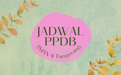 Jadwal PPDB 2021