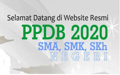 Jadual PPDB 2020